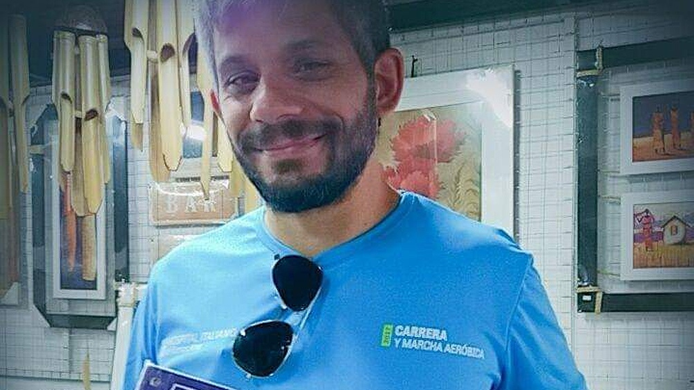 Adrián Albanese, fue atacado a tiros durante un asalto en su pizzería en la localidad bonaerense de Banfield