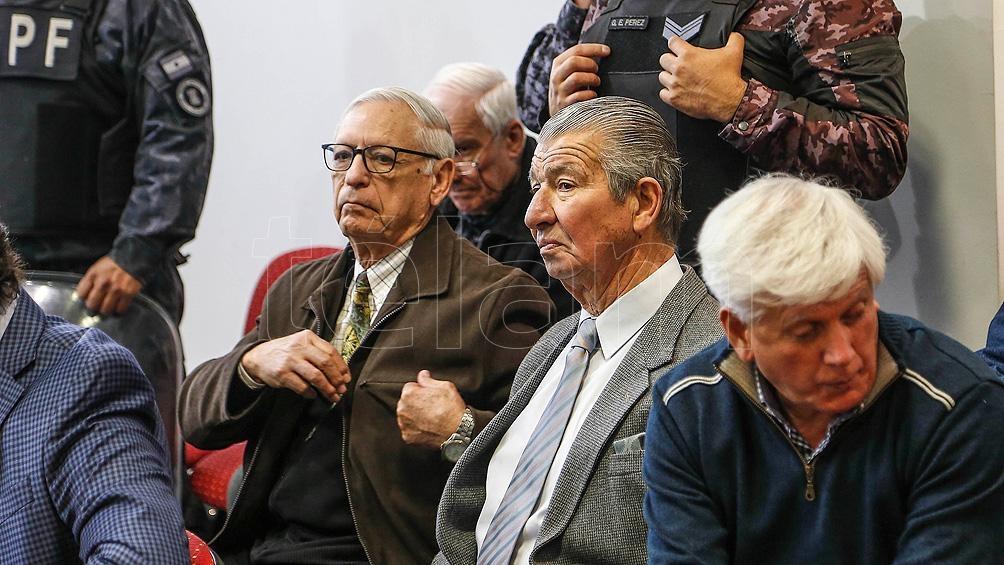 En estos días Baraldini enfrenta un tercer juicio por delitos de lesa humanidad. En los anteriores fue condendo.