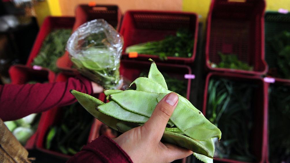 Verduras orgánicas: se consiguen en ferias de productores o se envían a domicilio en bolsones.