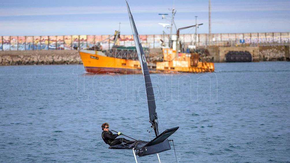 La vuelta de las disciplinas náuticas y de embarcaciones sin motor fue habilitada por el municipio desde el último 3 de julio.