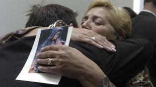 """""""Somos privilegiados porque los secuestradores siguen presos"""", dijo la madre de Juan Manuel Canillas"""