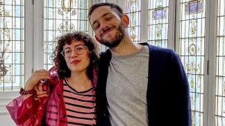 Tomás Guarna y María Gerzovich