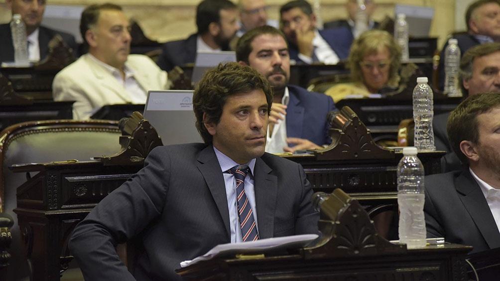 """Sostuvo que gracias a Frigerio y  Monzó se pudo """"construir gobernabilidad"""" en los cuatro años de gestión de Cambiemos."""
