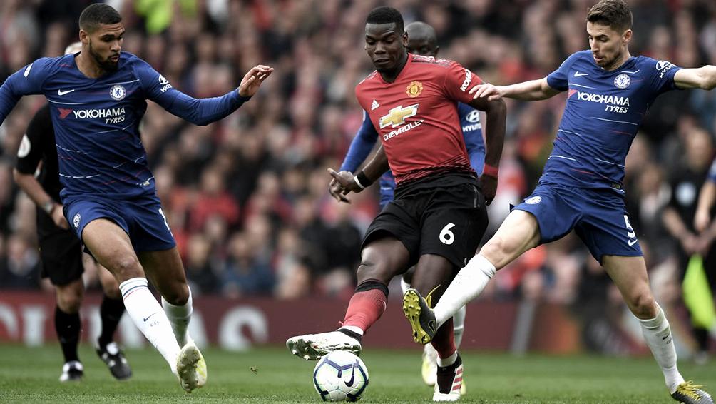Manchester United y Chelsea definen el otro finalista de la FA Cup