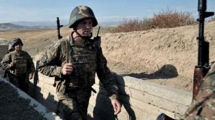 Llega a 600 la cifra oficial de muertos por los combates entre armenios y azerbaiyanos