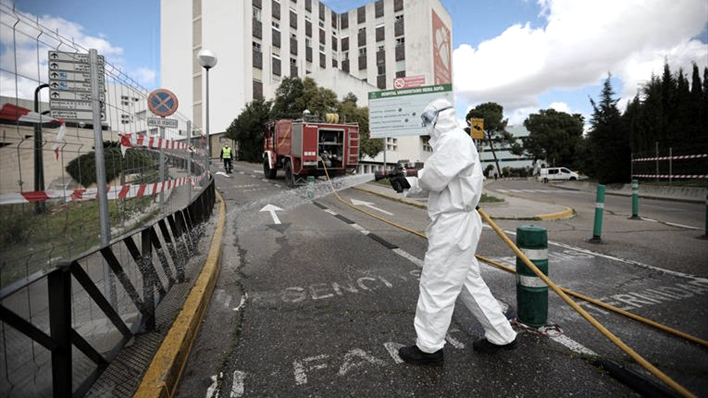 Incremento de casos de coronavirus en la provincia de Córdoba