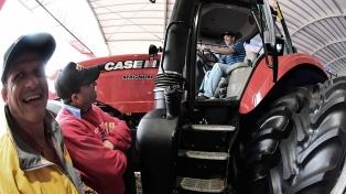 La venta de maquinaria agrícola creció 5% en el segundo trimestre