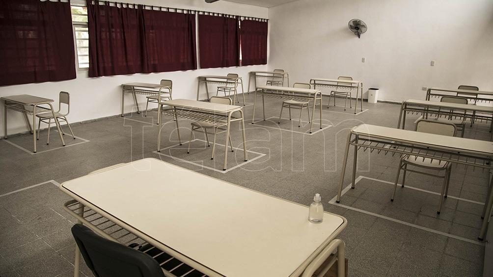La Justicia de La Plata rechazó tres amparos presentados por diputados de Juntos por el Cambio y escuelas de la capital provincial para pedir que no se suspendan las clases