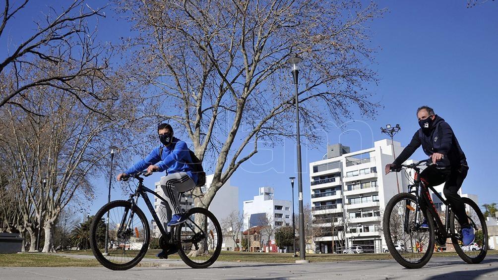 El Ministerio de Transporte está elaborando un proyecto para desarrollar sistemas de bicicletas