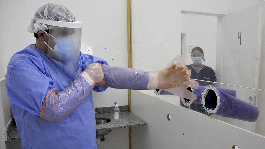 Se registraron 1.216 nuevos contagios de coronavirus en Argentina.