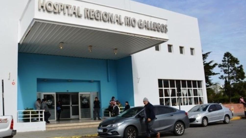 """""""Ser médico ha pasado a ser una profesión de segundo nivel"""", dicen en el hospital de Río Gallegos."""