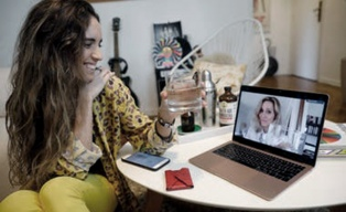 Un Día del Amigo con abrazos a distancia, encuentros virtuales y mucho ingenio