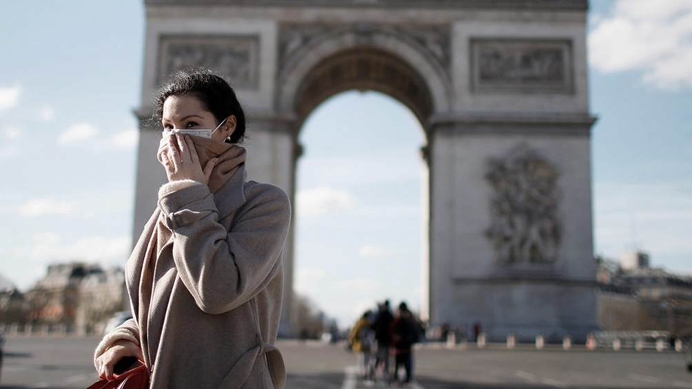 Francia se dirige a un reconfinamiento por la segunda ola de coronavirus