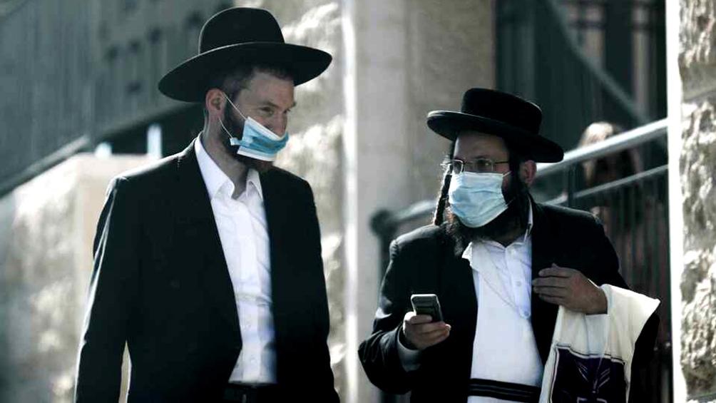 Israel confirmó la cifra diaria más alta de casos en casi tres meses