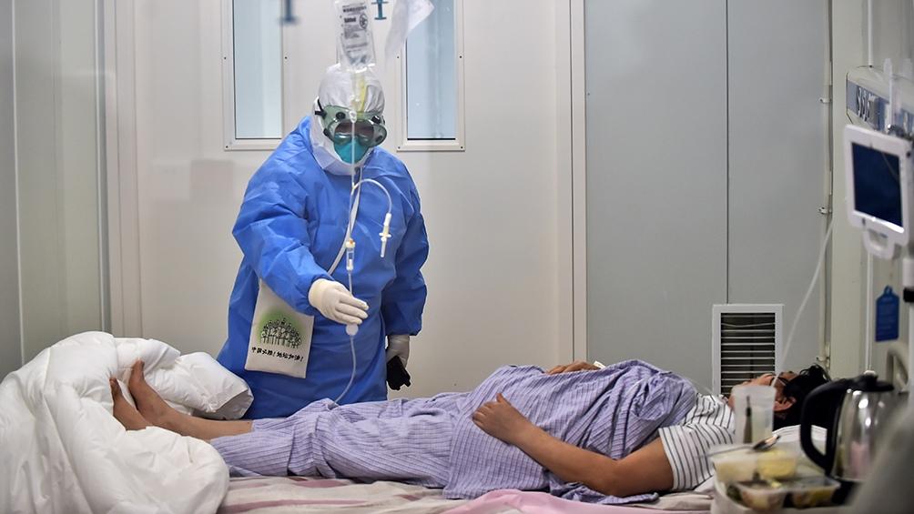 Jiaxing propuso a algunos de sus habitantes aplicarse una vacuna