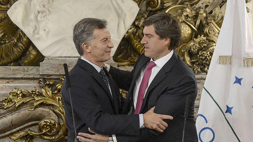 Macri y Saravia Frías, el Poder Ejecutivo pretendía orientar fallos a través del jefe de fiscales.