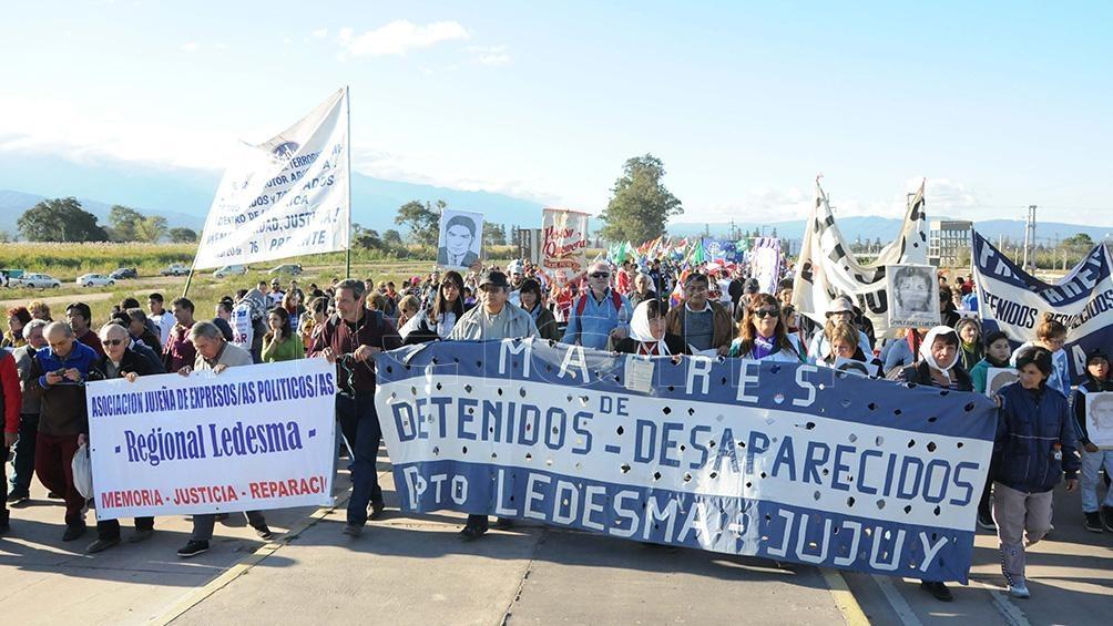 """En Jujuy se investigan 16 causas acumuladas, entre ellas """"La noche del apagón""""."""