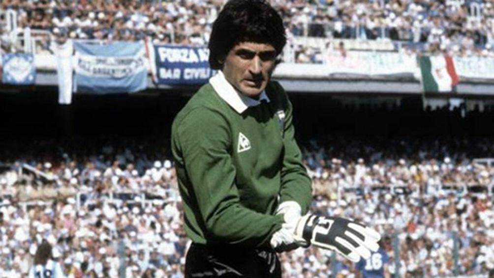 Se cumplen 30 años del retiro de Ubaldo Matildo Fillol