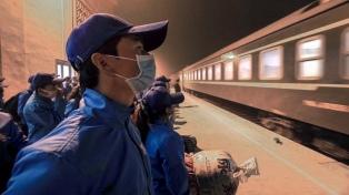 China registró cerca de 30 nuevos casos y muestra una tendencia a la baja