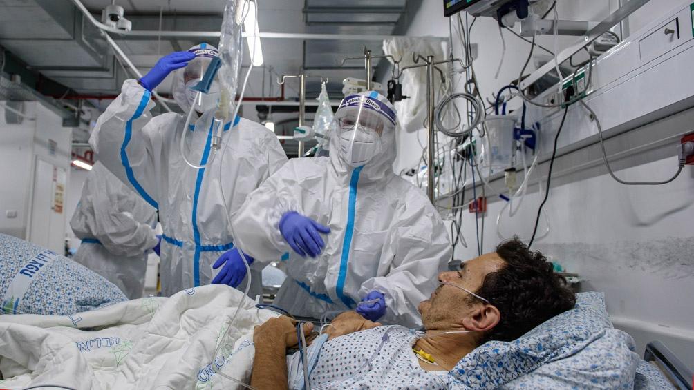 Israel tiene 338.748 casos de coronavirus y 2.881 fallecidos totales a causa de la enfermedad.