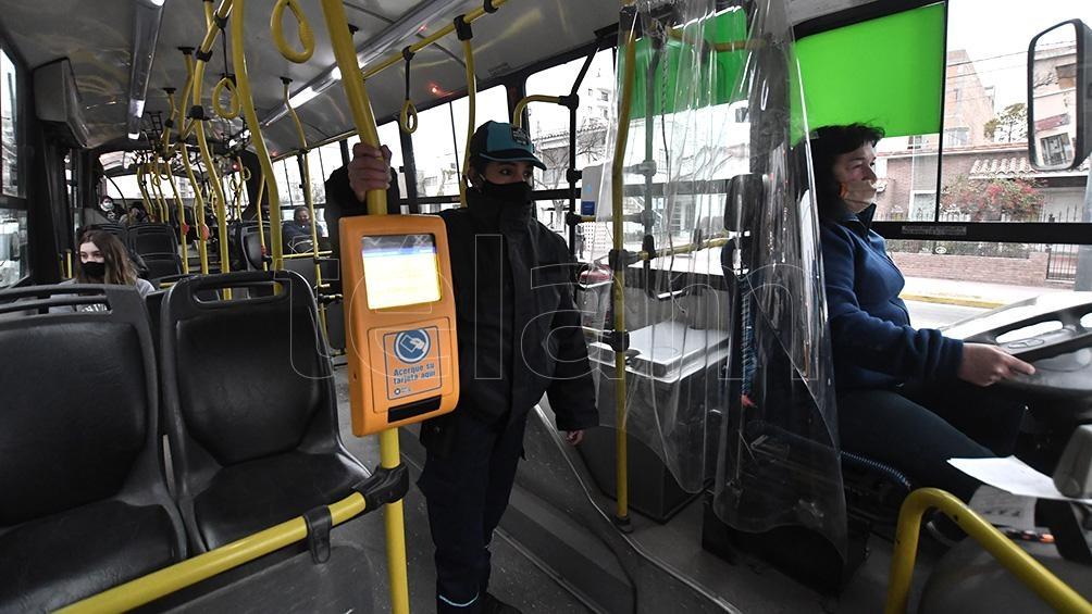 El servicio urbano de pasajeros volverá a funcionar con normalidad a partir del próximo jueves.