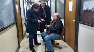 Jorge Ríos, el jubilado de 71 años que fue asaltado en tres oportunidades en su casa
