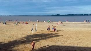 La naturaleza y las playas de Ramallo, ideales para el turismo local y de cercanía