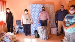Equipan cuatro nuevos centros de aislamiento preventivo al norte de Jujuy