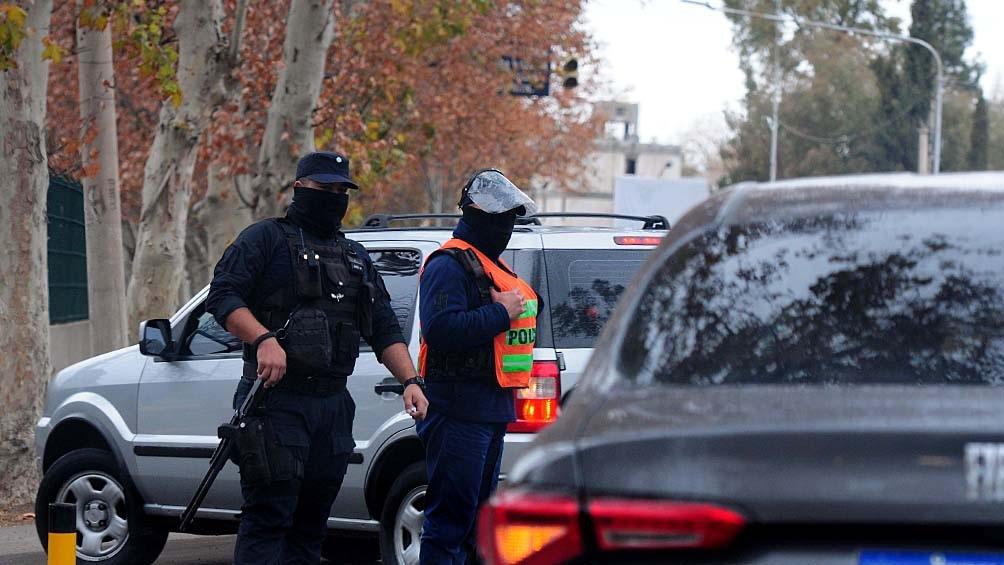 En Mendoza aumentaron los controles y se restringieron los encuentros familiares y sociales.