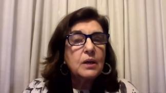 Ángela Gentile, jefa del departamento de Epidemiología del hospital de niños Ricardo Gutiérrez.