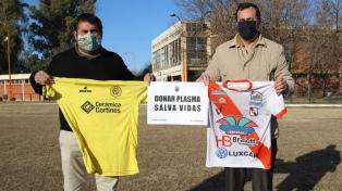 Flandria y Luján se unen para promover la donación de plasma