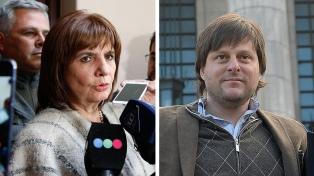 La oposición repudia declaraciones del legislador Leandro Santoro contra Patricia Bullrich
