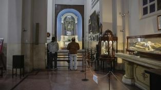 """La apertura de los templos """"era fundamental y nos llena de alegría"""""""