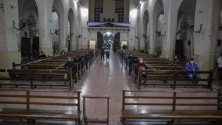 Para asistir a misa es necesario inscribirse previamente
