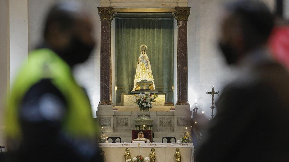 Las iglesias católicas abrieron nuevamente sus puertas a los feligreses