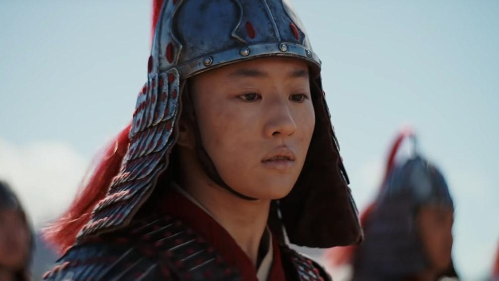 Yifei Liu interpreta al personaje legendario