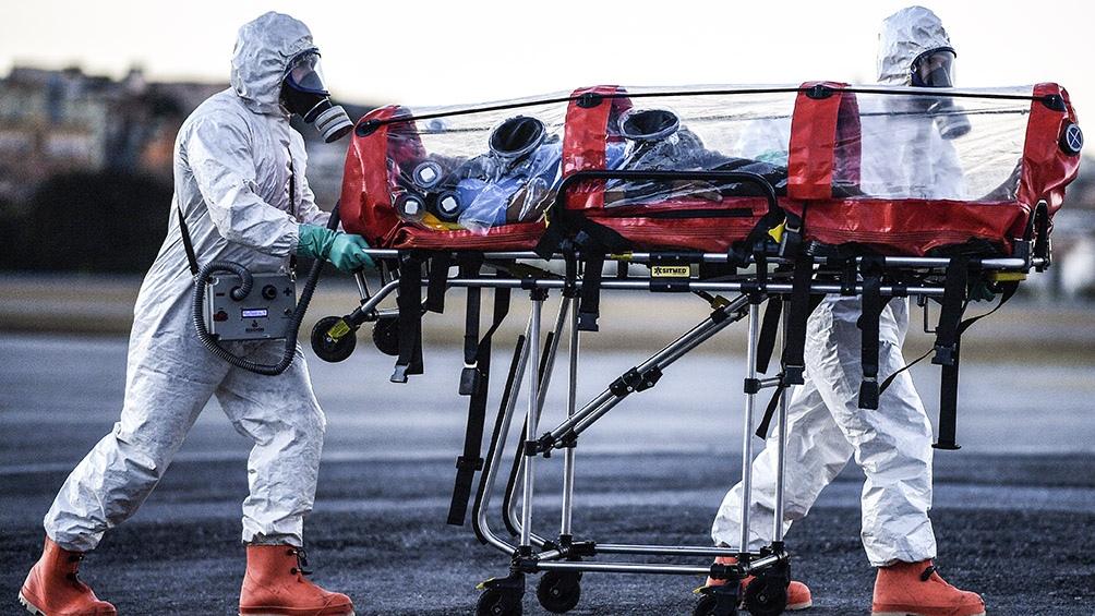 Estados Unidos, el país más afectado, registra 204.499 muertes y 7.079.689 contagios.