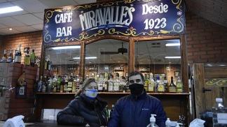 Miravalles, bar tradicional de Bahía Blanca