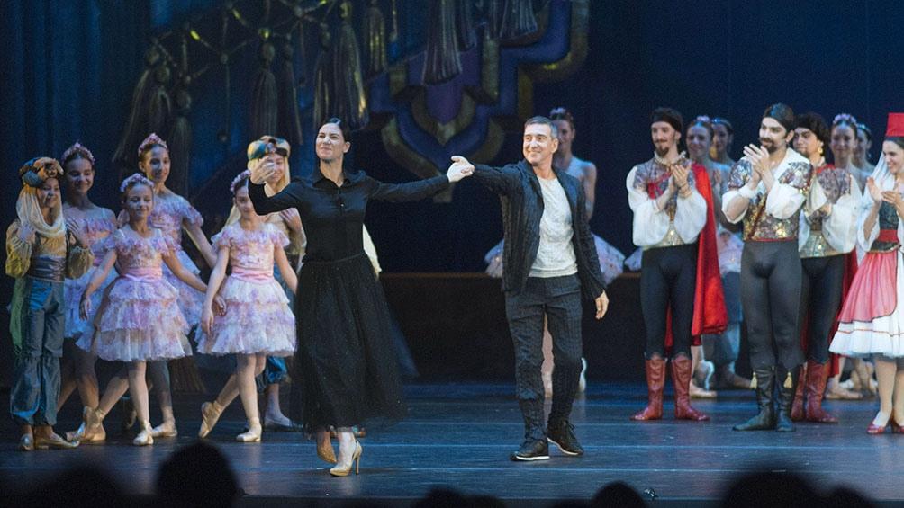 La obra fue  repuesta para el Teatro Colón por Julio Bocca en 2018.