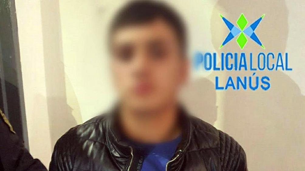 La detención se produjo anoche en un operativo de control de tránsito