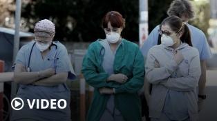 Informan 15 nuevos fallecimientos y suman 3.558 los muertos por coronavirus en la Argentina