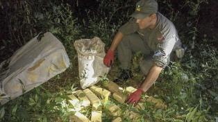 Las causas por narcotráfico bajaron a la mitad en el primer semestre del año