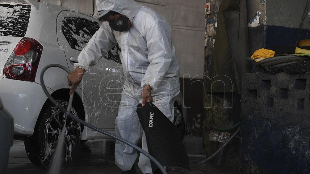 Fueron realizados en la ciudad de Buenos Aires un total de 682.724 hisopados