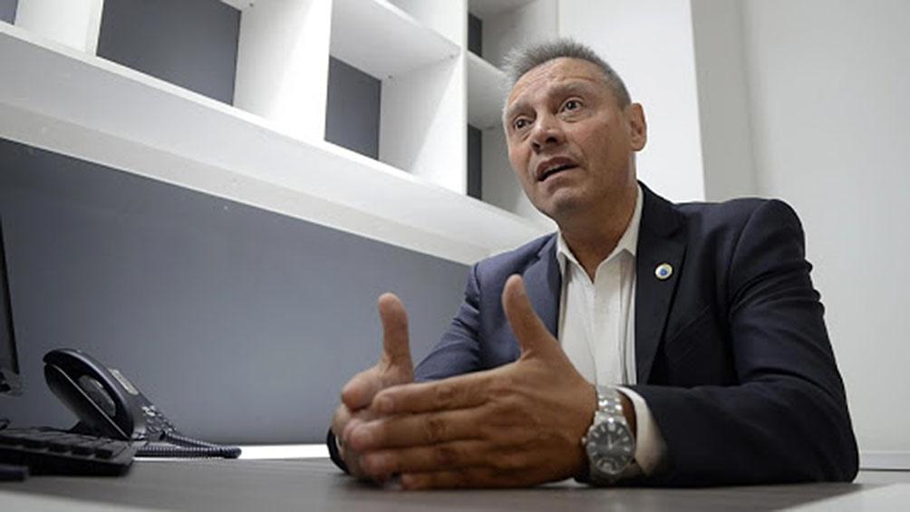 """""""Del bienestar de YPF dependen 10.000 Pymes"""" dijo Rosato"""