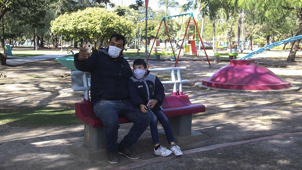 Muchas localidades y ciudades del país se encuentran en la fase 5 de distanciamiento ante la escasa circulación del virus.