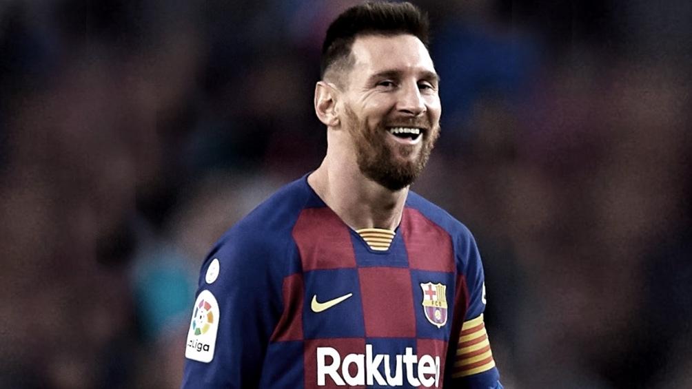Messi, quien cumple su último año de contrato con el Barcelona, quedará habilitado a partir del 1 de enero para negociar con cualquier otro club.