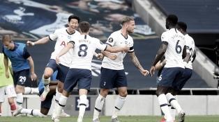 Tottenham se clasificó a Liga de Europa y descendieron Watford y Bournemouth