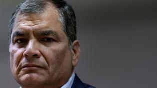 Designan a Correa como candidato a vicepresidente de Ecuador para las elecciones de 2021