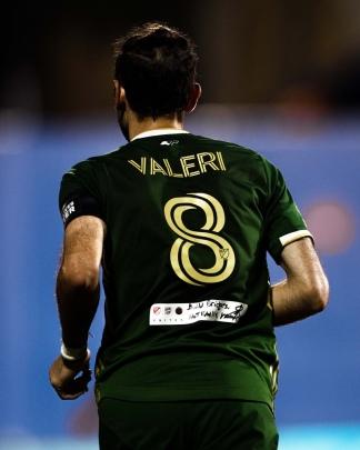 Valeri está radicado en Portland hace siete años.