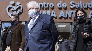 """""""Esto no terminó"""", advirtió Ginés González García"""